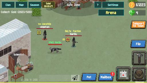 Zombix Online 3.1 Screenshots 1