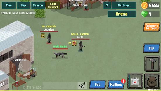 Zombix Online screenshots 1