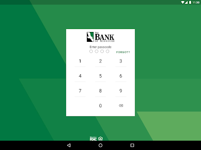 The Bank of Missouri 5