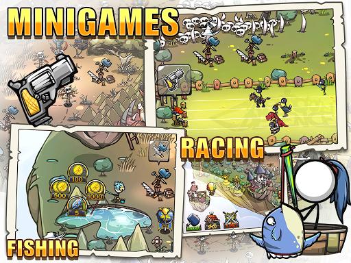 Cartoon Defense 4 android2mod screenshots 14