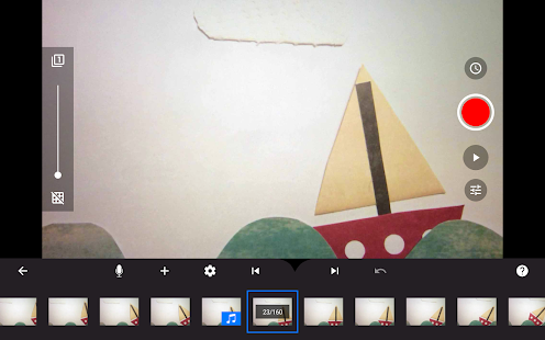 Stop Motion Studio Screenshot