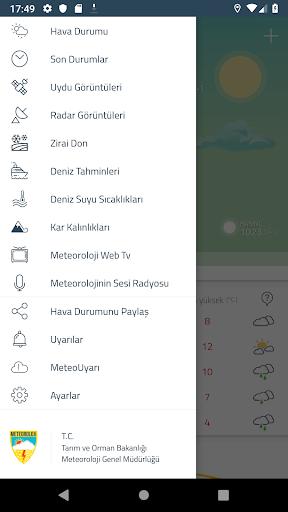 Meteoroloji Hava Durumu  Screenshots 3