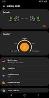 screenshot of Galaxy Buds Plugin
