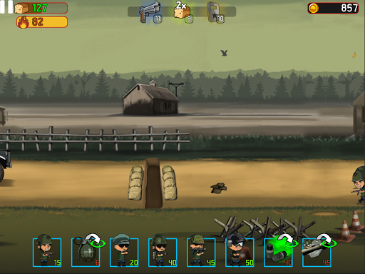 War Troops: Military Strategy Game for Free  Screenshots 8