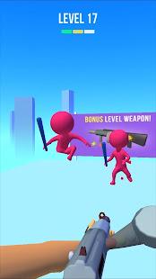 Paintball Shoot 3D - Knock Them All  screenshots 16