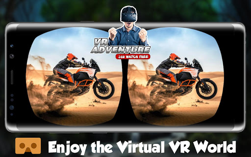 VR 360 Adventure Fun Videos screenshots 1