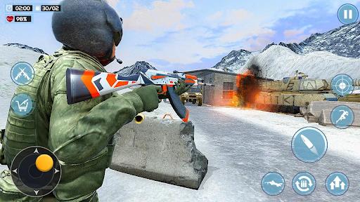Modern Commando 3D: New Shooting- Army Games 2020 1.0.5 screenshots 12
