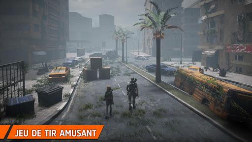 Code Triche DEAD TARGET: Jeux de Zombie (Astuce) APK MOD screenshots 3