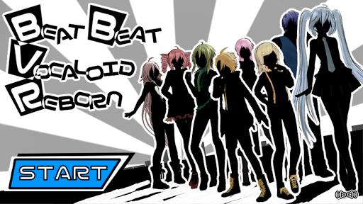 Beat Beat Vocaloid Reborn 2.1.32 screenshots 1