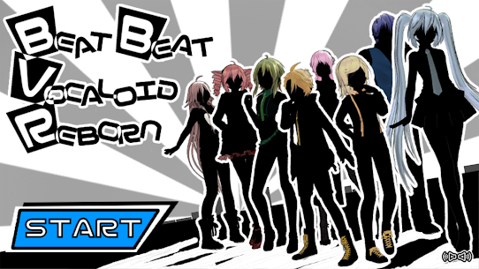 Beat Beat Vocaloid Reborn For Pc – Download For Windows 10, 8, 7, Mac 1
