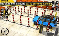 screenshot of Car Driving Simulator 2020: Modern Car Parking 3d