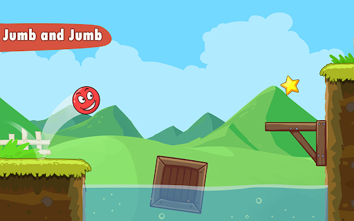 Bounce Ball 7 : Red Bounce Ball Adventure 1.3 screenshots 8
