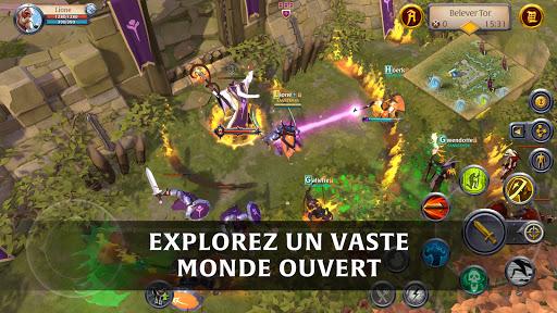 Albion Online captures d'écran apk mod pirater preuve 5