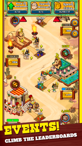 Idle Frontier: Tap Town Tycoon 1.066 screenshots 10