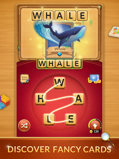Word Card: Fun Collect Game apkslow screenshots 8