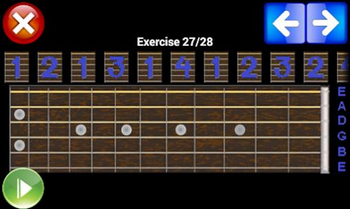 Guitar Exercises  Apps PC Version [Windows 10, 8, 7, Mac] Free Download 2