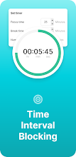 BlockSite - Stay Focused & Control Your Time screenshot thumbnail