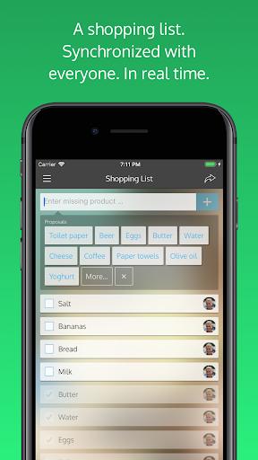 Flatastic - The Roommate App 2.3.33 screenshots 2