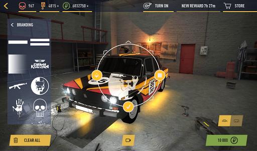 Russian Rider Online  screen 1