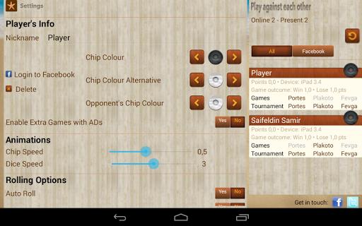 iTavli-All Backgammon games 5.2 screenshots 11