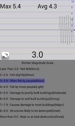 seismometer screenshot 1