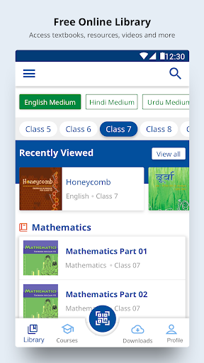 DIKSHA - Platform for School Education 3.2.485 screenshots 2