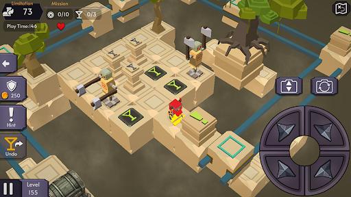IndiBoy - A treasure hunter Dungeon Quest Apkfinish screenshots 7