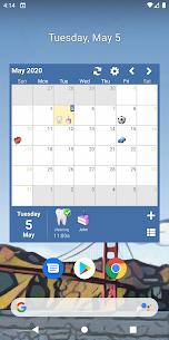 Blik Calendar Widget – APK Mod Updated 3