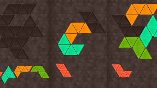 Triangle Tangram 1.90 screenshots 15