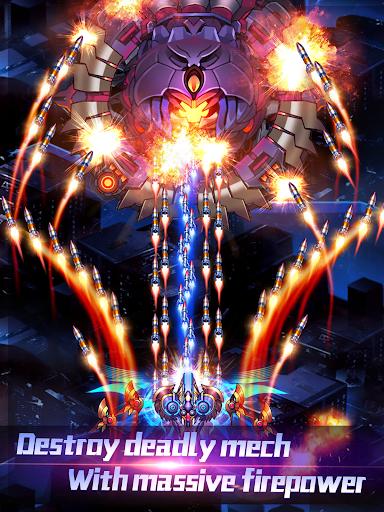 Thunder Assault: Raiden Striker apkdebit screenshots 10