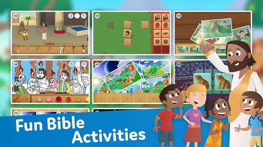 Bible App for Kids: Audio & Interactive Stories  Screenshots 13