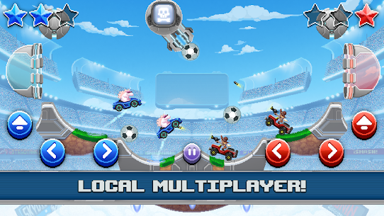 Drive Ahead! Sports MOD APK (Unlimited Coins) 3