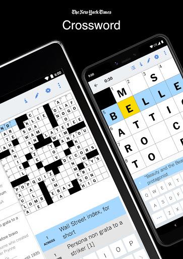 NYTimes - Crossword apktram screenshots 8