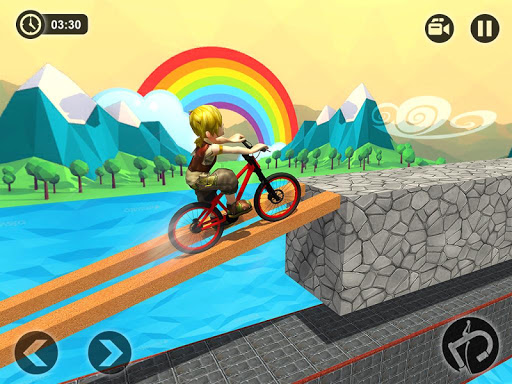 Fearless BMX Rider 2019 apkpoly screenshots 16