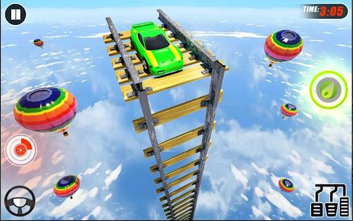 New Mega Ramp Crazy Car Stunts Games 1.0.37 screenshots 2