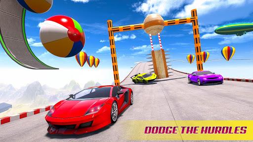 Mega Ramp Car Racing Stunts 3D - Impossible Tracks 1.2.9 Screenshots 2