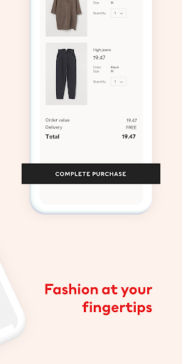 H&M - we love fashion android2mod screenshots 2