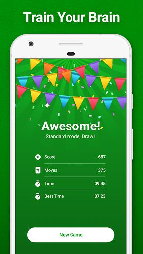 Solitaire u2013 Classic Klondike Card Game  screenshots 5