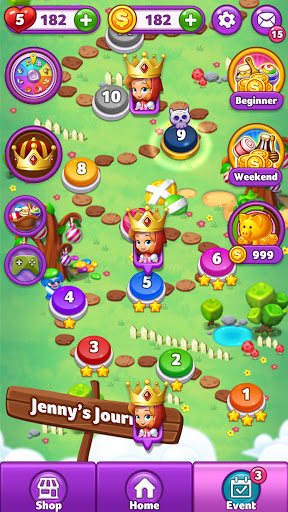Lollipop: Sweet Taste Match 3 20.1201.00 screenshots 20