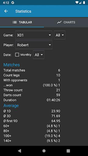 darts scorer screenshot 3