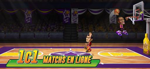 Code Triche Basketball Arena (Astuce) APK MOD screenshots 2