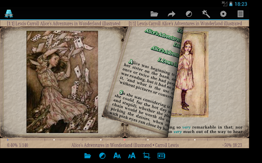 AlReader -any text book reader 1.931910300 Screenshots 9