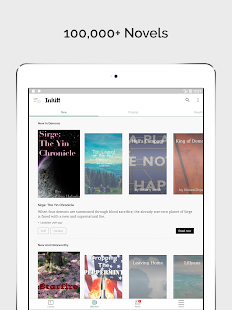 Inkitt: Books, Novels, Stories Screenshot