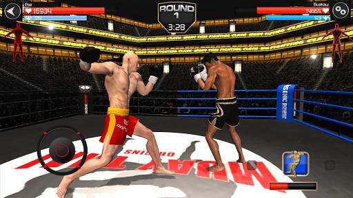 Muay Thai 2 - Fighting Clash  screenshots 16