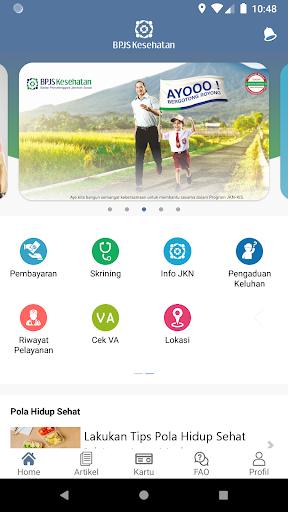 Mobile JKN apktram screenshots 3