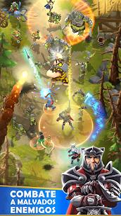 Darkfire Heroes APK MOD (MENU HACK) 1