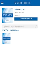 Revista SOBECC App Download For Pc (Windows/mac Os) 2