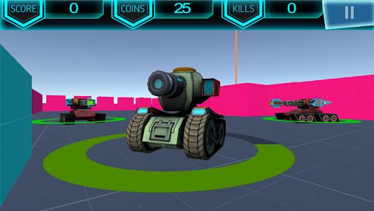 Block Tank Battle 3D Hack & Cheats Online 2