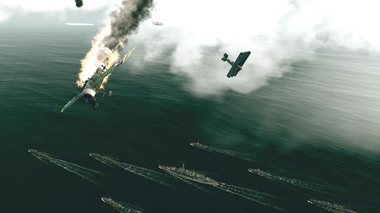 Warplanes: WW1 Sky Aces Mod Apk 1.4.2 (Unlimited Gold/Silver/Fuel) 8