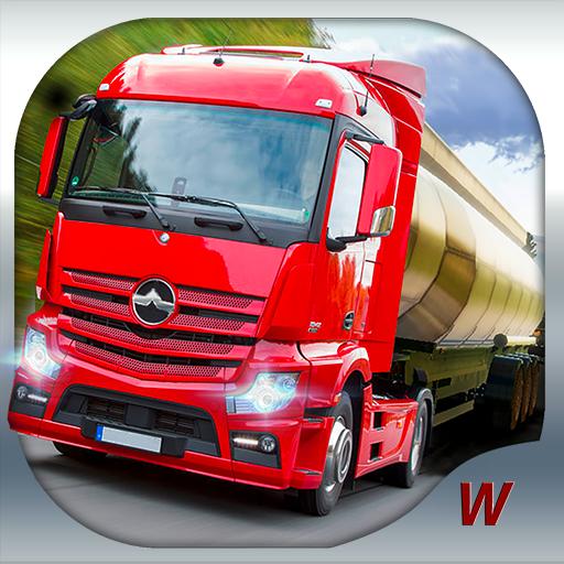 شاحنة المحاكاة: أوروبا 2